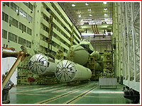Energia Buran Processing Complex At Site 112 And 112a
