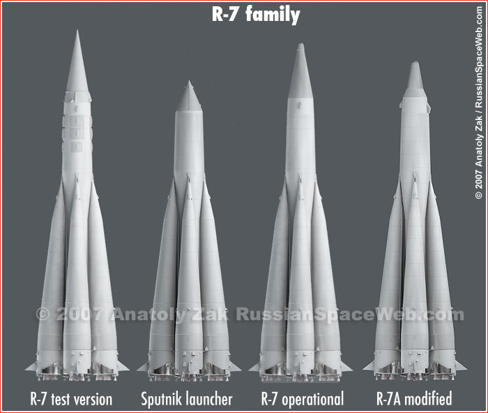 sputnik launch A version of the r-7 rocket, which was destined to carry the first satellite into orbit, carried a rather long designation -- 8k71ps no 1 m1-ps it featured several upgrades deferring it from previous r-7 test vehicles (52) along with the military warhead, gone were measurement hardware, top.
