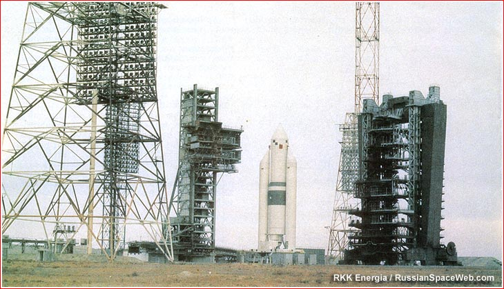 Russian Launch Vehicles and their Spacecraft: Thoughts & News - Page 2 Pad_wide_1