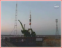 launch of Soyuz TMA-11