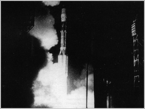 ussr launches mir space station - photo #34