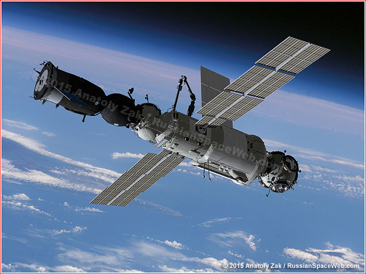 russia space station - photo #28