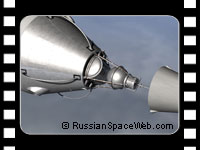Sputnik-2 enters orbit