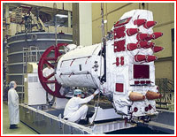 GLONASS-M satellite